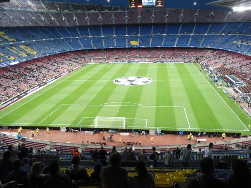 קאמפ נאו - Camp Nou