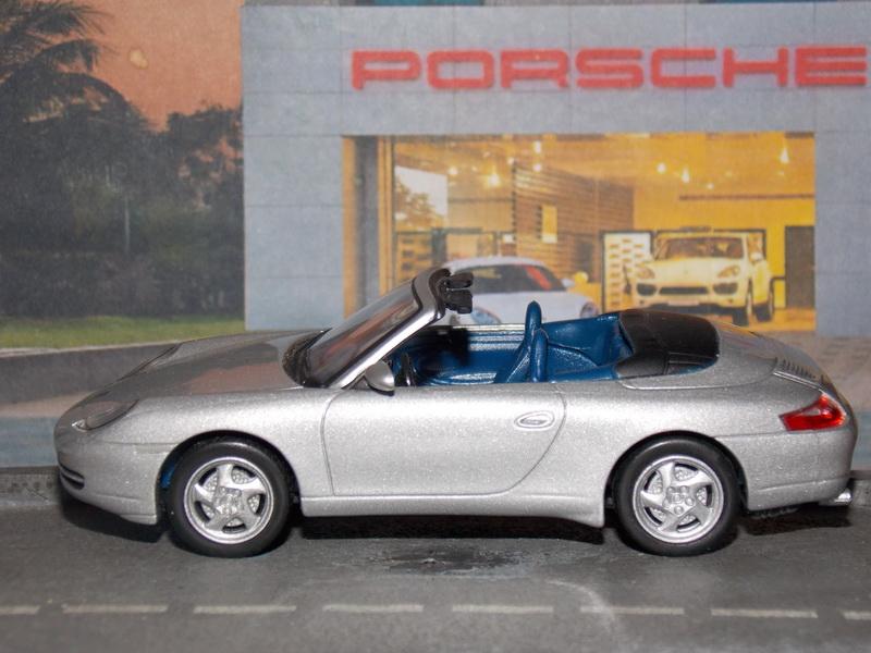 Porsche 911 Carrera Cabrio – 1998