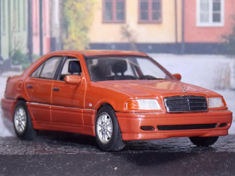 Mercedes Benz C220 Elegance - 1997