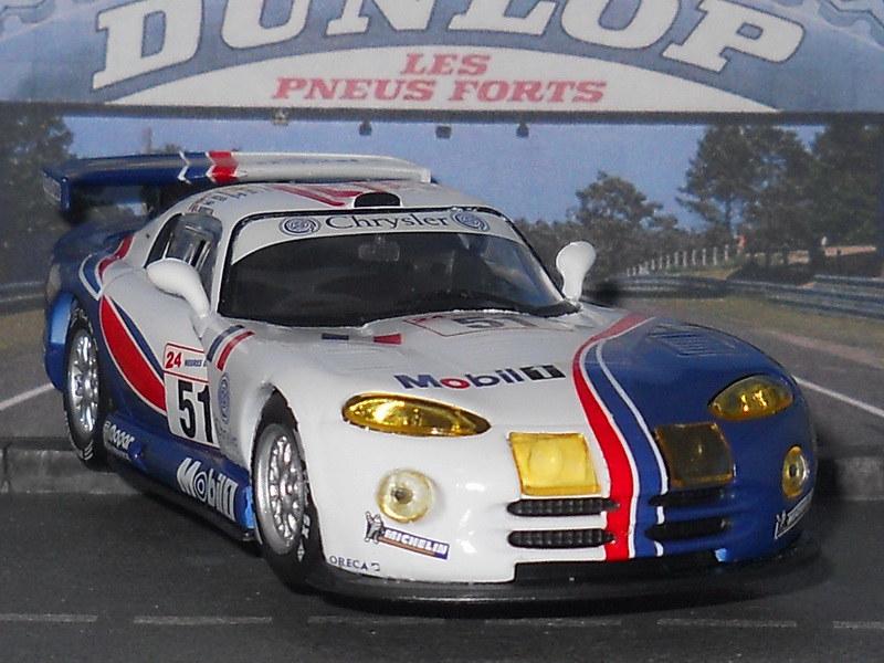 Chrysler Viper GTR-S – Le Mans 1998