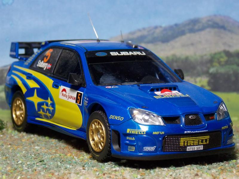 Subaru Impreza WRC – Japón 2006
