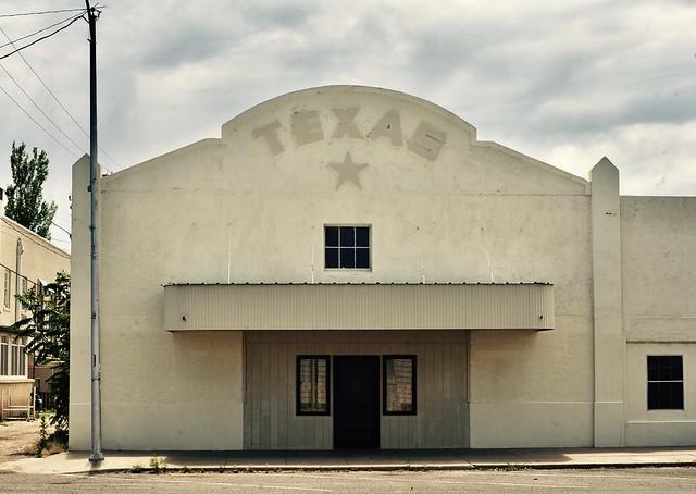 Texas Theater - Marfa,Texas