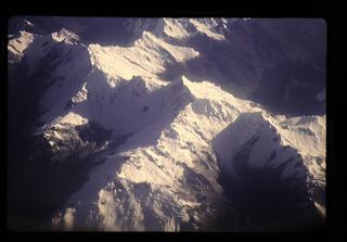 Andean Glacier In Tropics Of Peru = 熱帯地域、アンデスの氷河
