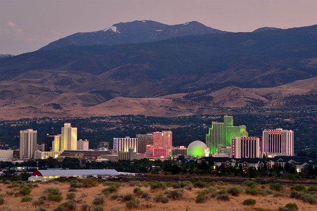 The Biggest Little City in the World|Reno, Nevada
