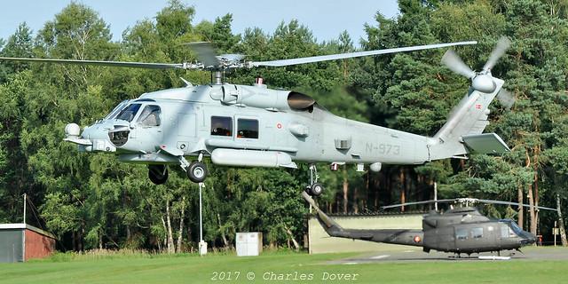 MH-60R N-973 Esk 723/ R Danish AF