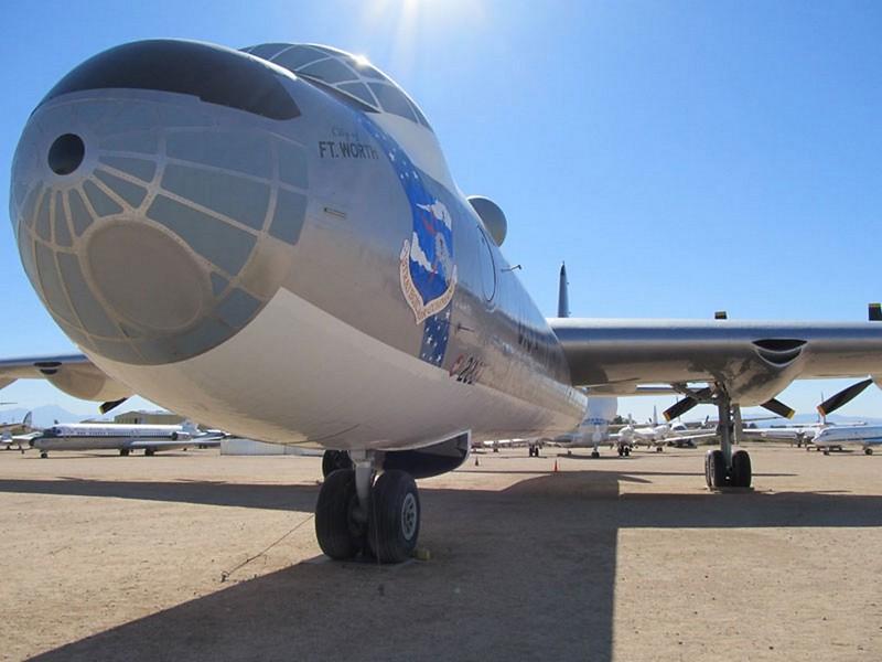 康瓦尔 B-36J 和平缔造者 6