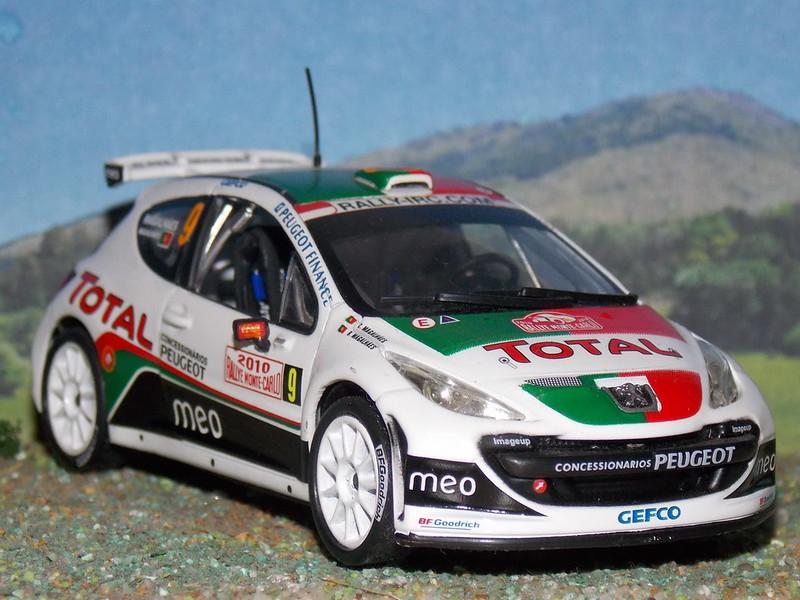 Peugeot 207 S2000 – Montecarlo 2010