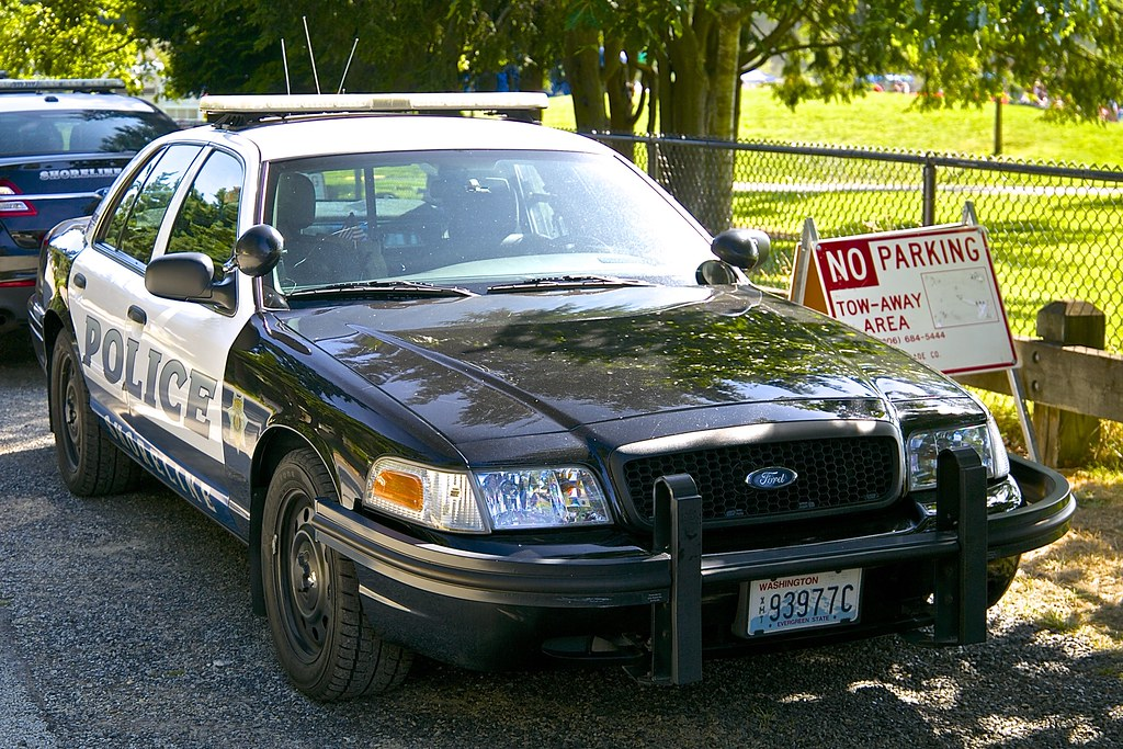 Ford Crown Victoria 2017 >> King County Sheriff S Office Shoreline Police Ford Crown V