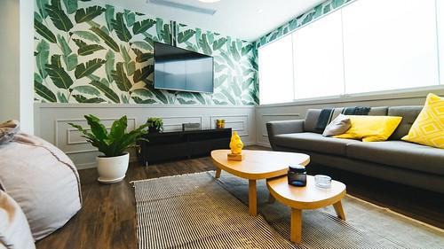 Sofa Living Room Interior Design Inspiration House   by homethods