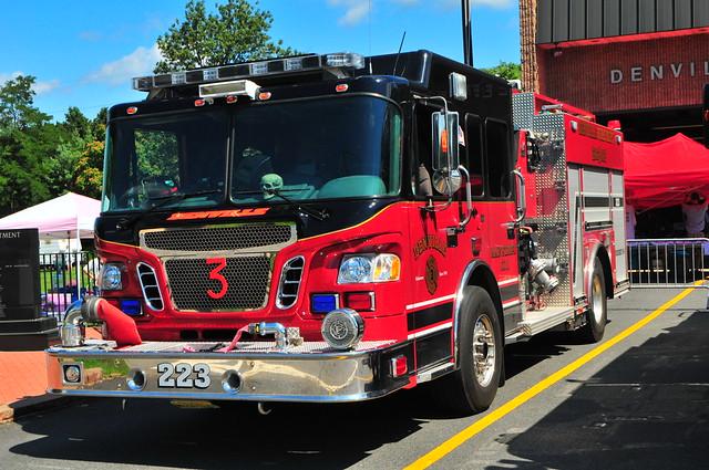Denville Fire Department Engine 223