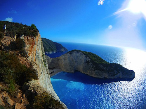 Navagio point of view | by donatellad2