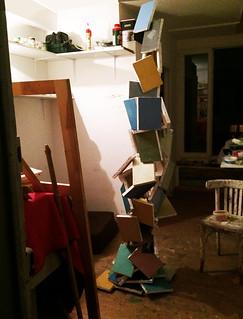 """My last """"nth image"""" in my studio in Paris"""