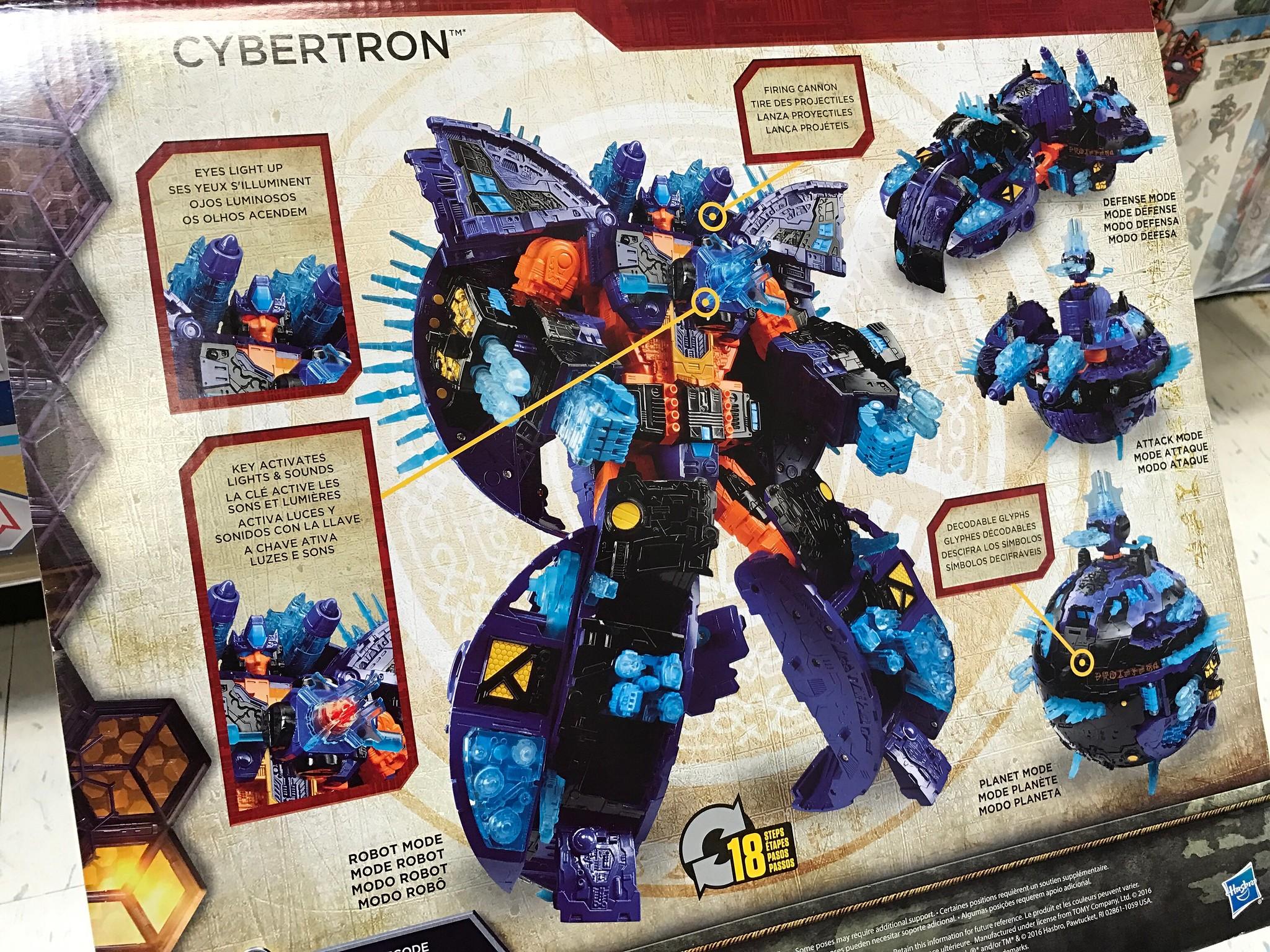 Cybertron Robot