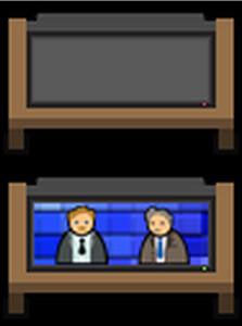 Flat TV Anim | by dsdude123