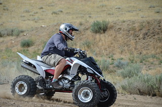 Cody Jim on ATV | by Pierre Yeremian