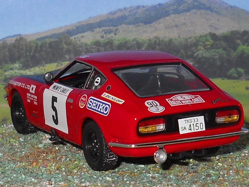 Datsun 240Z - Rally Montecarlo