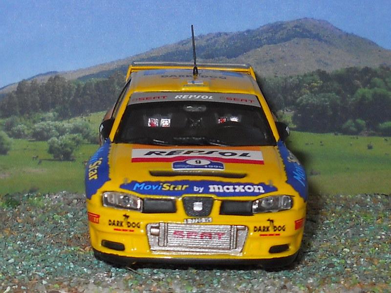 Seat Córdoba WRC – Finlandia 1999