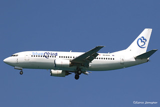 9H-NOA Bluebird Airways Boeing 737-33A | by Planes , ships and trains!