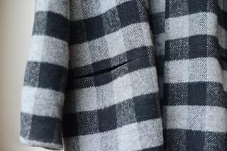 Another Oval Coat (Yuko Takada) | by BOMBAZINE *