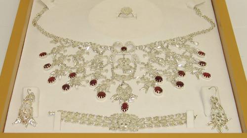 Silver Jewelry Set