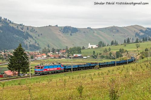 floresti prahova voslabeni gfr trenuri romanesti asea le5100 lunca de jos ghimes gyímesek gyimesbükk vonatok tehervonat güterzug marfar grampet