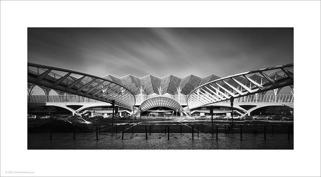 Gare do Oriente, Lisbon. #2