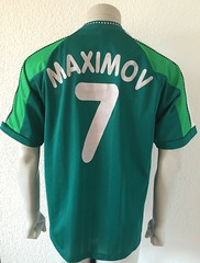 Yuriy Maximov, Werder Bremen 97/98