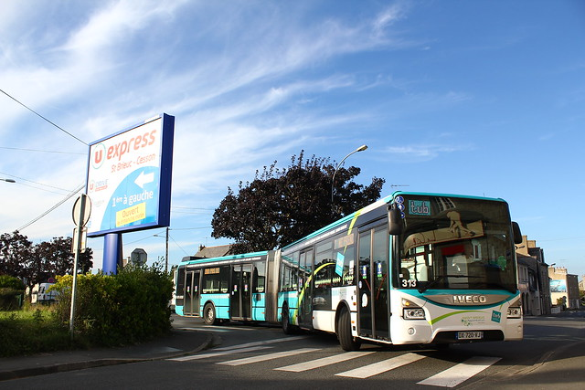 Iveco Bus Urbanway 18 - TUB - 313