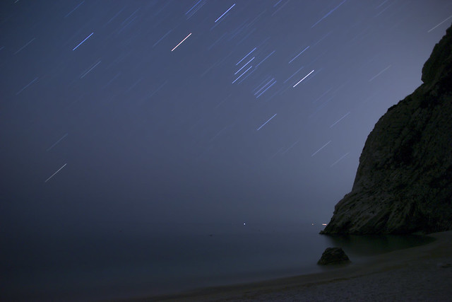 Spiaggia due Sorelle Night