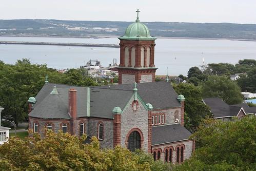 saintjohn newbrunswick canada church
