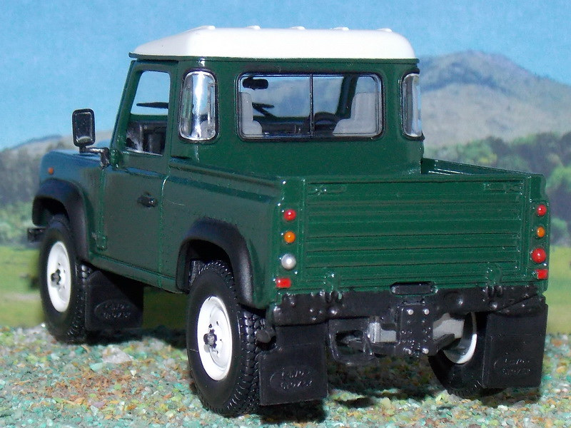 Land Rover Defender 90 – PickUp – 1990