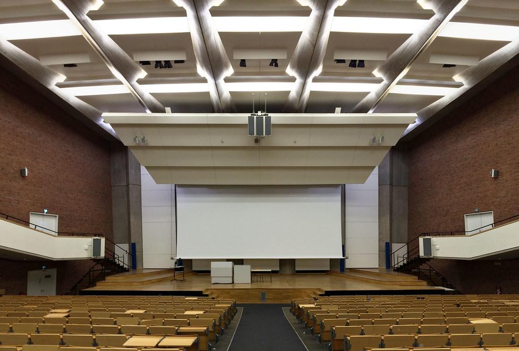 Audimax Tu Berlin