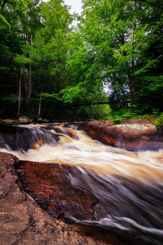 Muskoka Parks Project: Stubb's Falls at Arrowhead