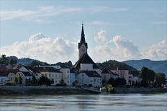 Scenes along the Danube