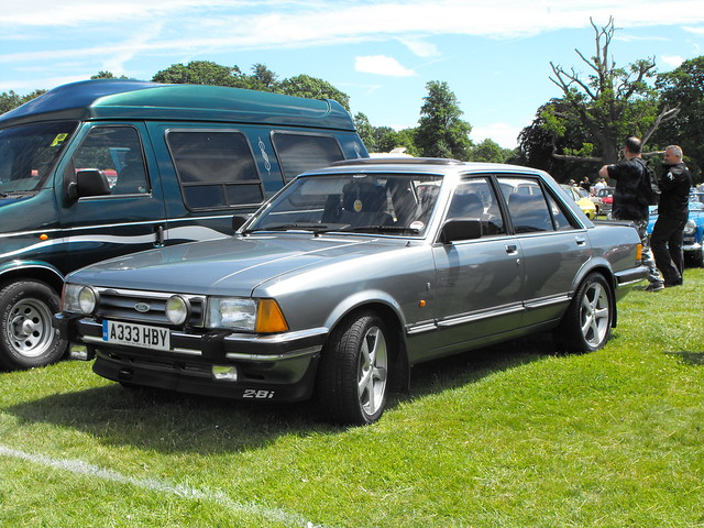 Ford Granada - A333 HBY