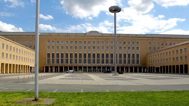 Zentralflughafen / Tempelhof / Berlijn