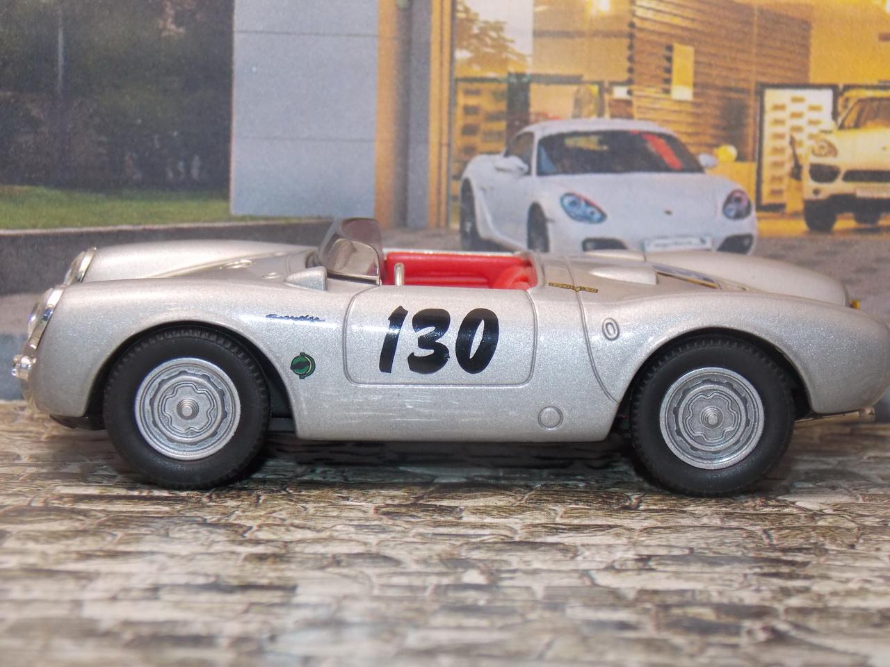Porsche 550 RS Spyder – 1955