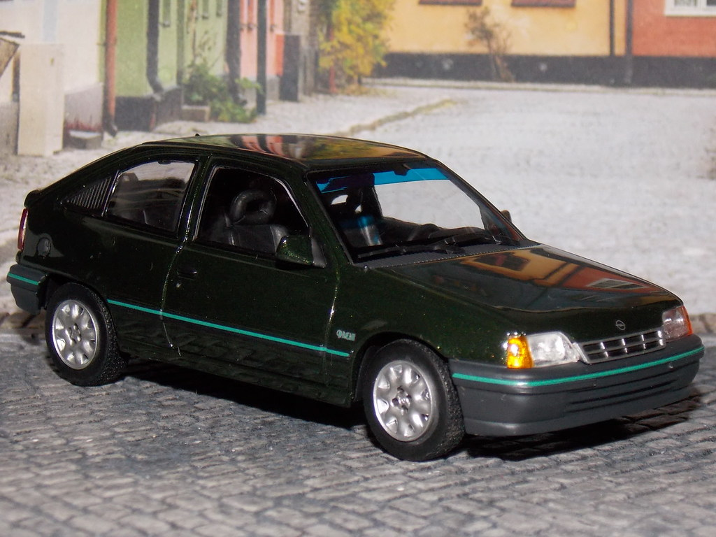 Opel Kadett E - 1989