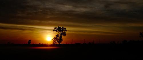 Sunrise in North Dakota | by Alex Hirzel