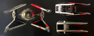 Royal Guard TIE Interceptor   by goatman461
