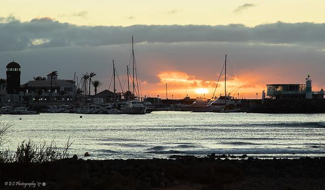 Another Marina Sunrise