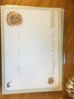 Hedgehog note pad 3 | by Vicars Game Ltd