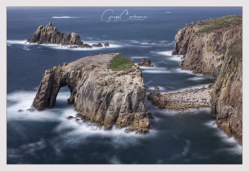 canon exposure greggcashmore zoom lens cornwall sea waves rocks cliffs water south enysdodman landsend view coast coastpath photography