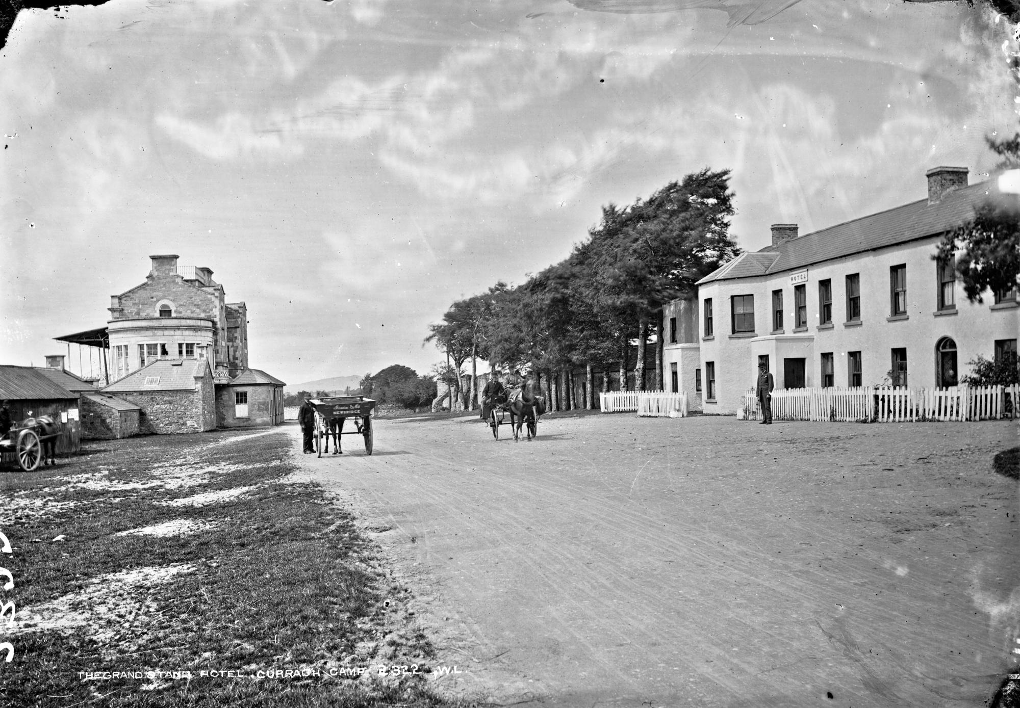 The Grand Stand Hotel, Curragh Camp