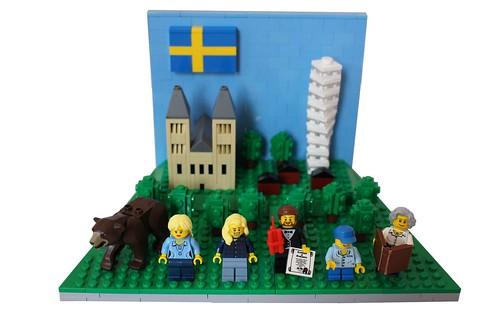 LEGO Sweden