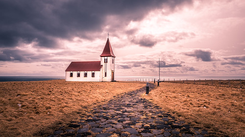Hellnar church - Iceland - Travel photography | by Giuseppe Milo (www.pixael.com)