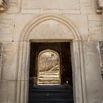 David Gareja monastery entrance portal