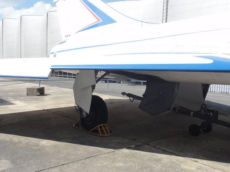 Dassault Mirage 4000 7