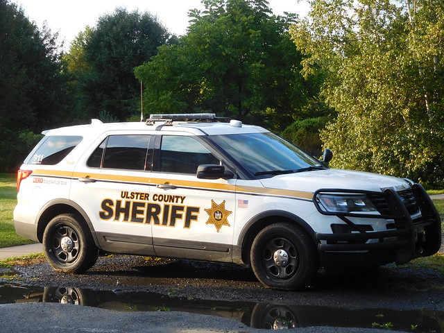 Ulster County Sheriff, Ulster County, New York