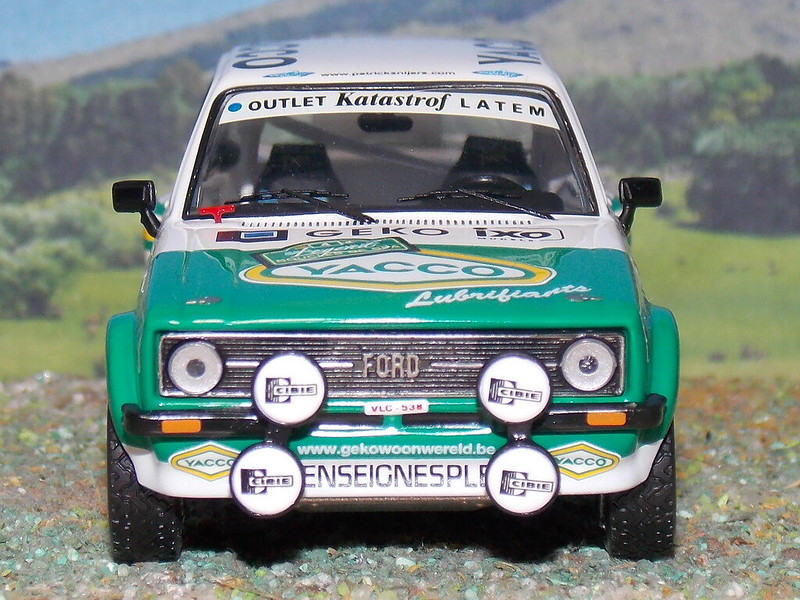 Ford Escort RS 1800 – Legend Boucle Spa 2008